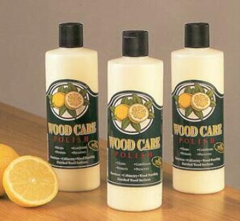 WOOD CARE POLISH